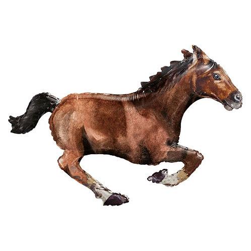 Brown Horse Foil