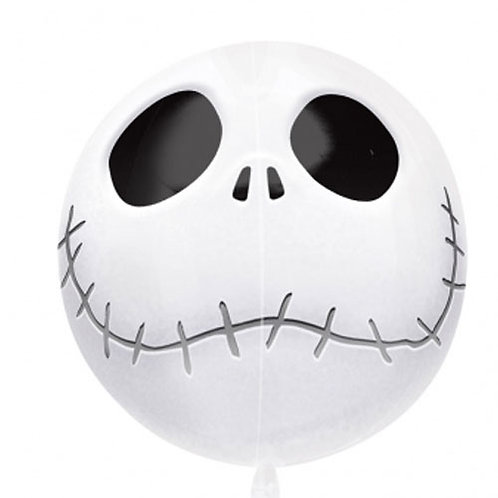 Jack Skellington Orbz Ballon