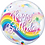 Thumbnail: Rainbow Theme Happy Birthday Bubble Balloon