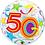 Thumbnail: Party Bubble Balloon Age 18 - 60 Open Birthday