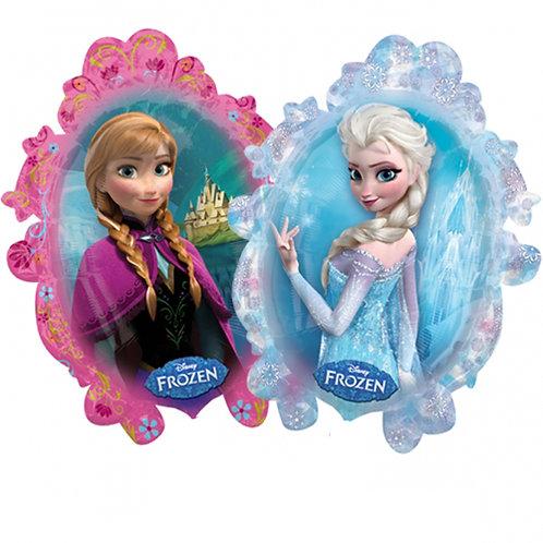 "Frozen Frame 31"" Foil"