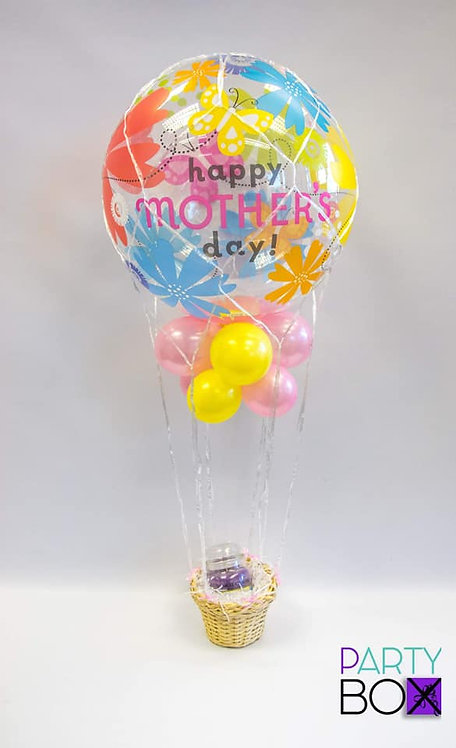 Hot Air Balloon for Mothers Day