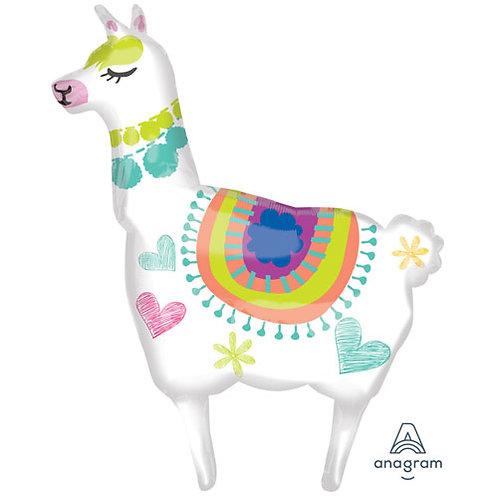 Llama Foil