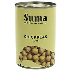 Canned Chickpeas 400g