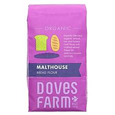 Organic Malthouse Bread Flour 1KG