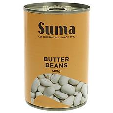 Suma Butter Beans 400g