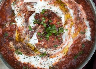 Острый суп из индейки от Марии Эммерик.
