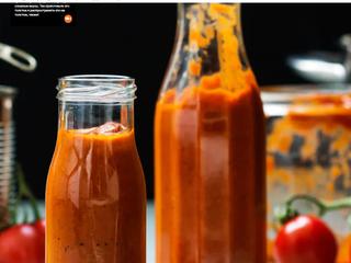 Низкоуглеводный кетчуп.