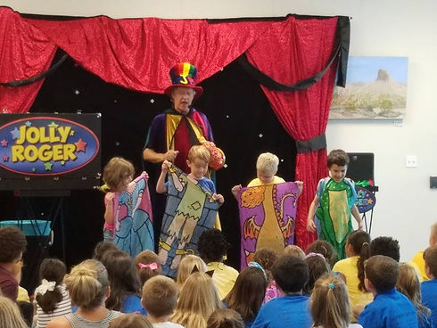 Phoenix Arizona Magician Libraries