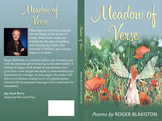 Meadow of Verse is now available on Amazon!