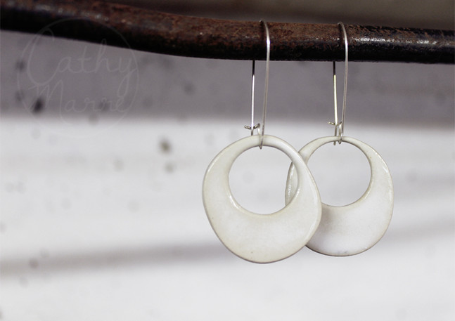 Boucles blanches