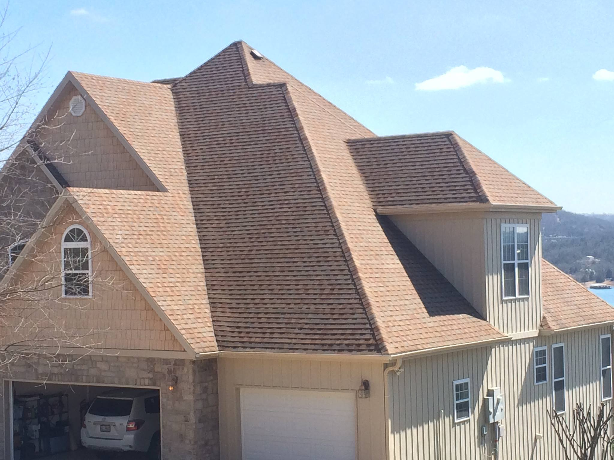 Soft Roof Cleaning, Missouri
