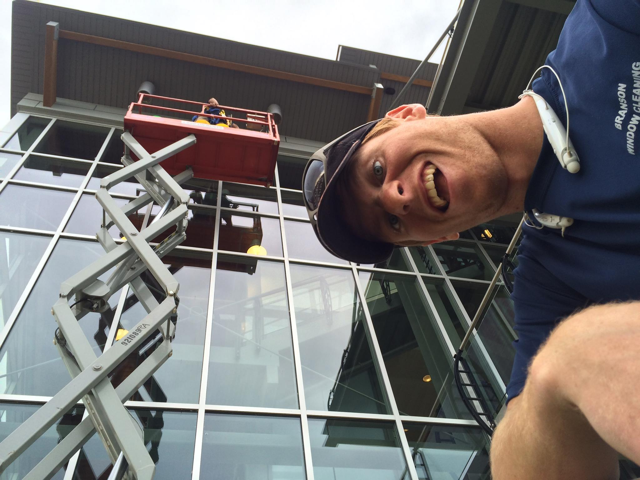 Commercial Power Washing in Branson
