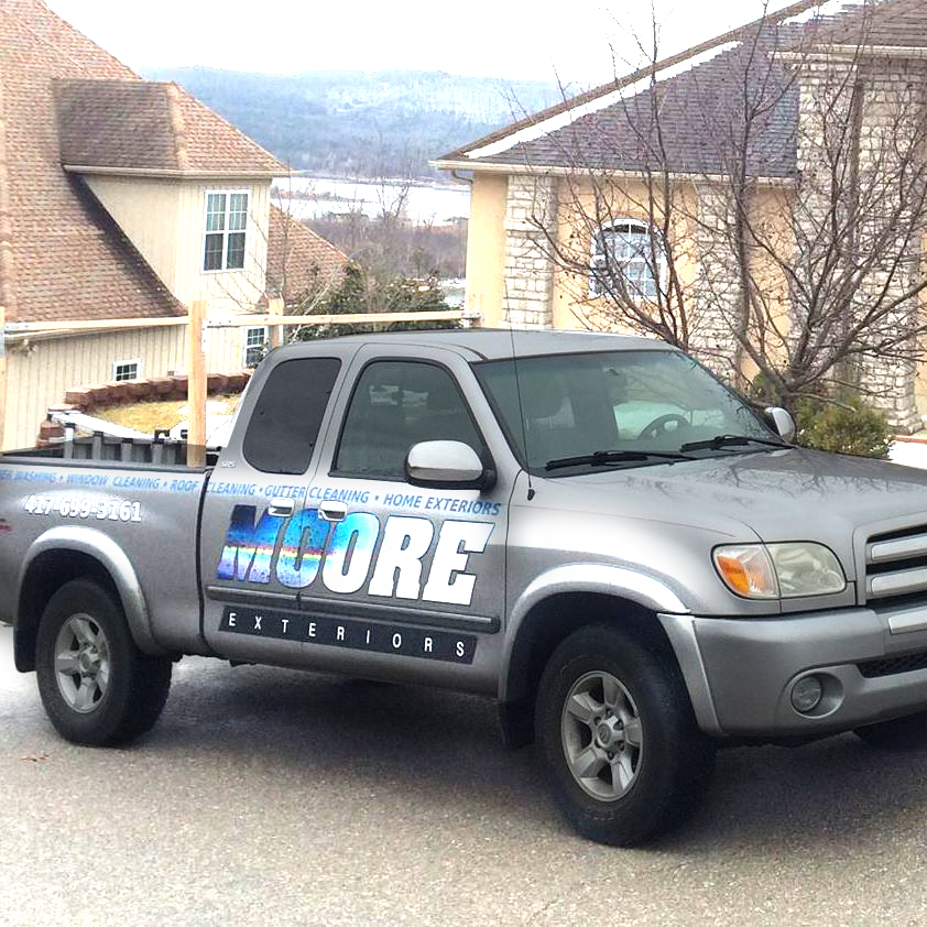 Roof Cleaning Springfield Area
