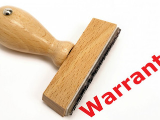 Warranties are Worthless