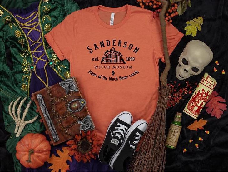 Sanderson Witch Museum (Hocus Pocus)