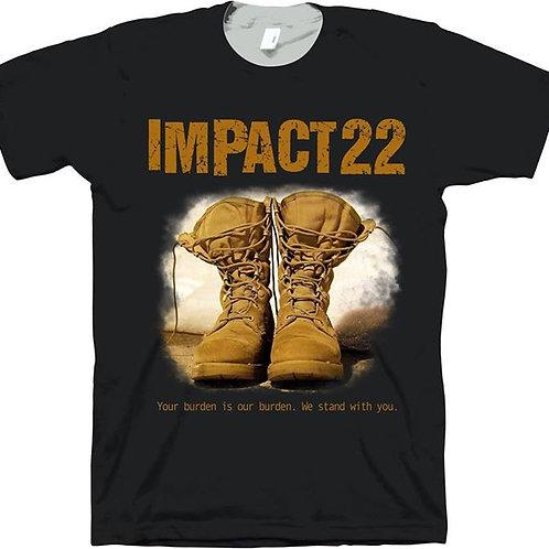 Impact 22 - T Shirt- unisex
