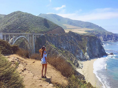 My Favourite Places in California