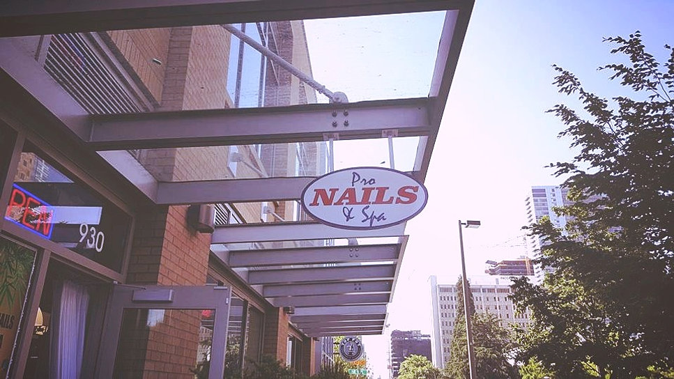Nails for u milton mall