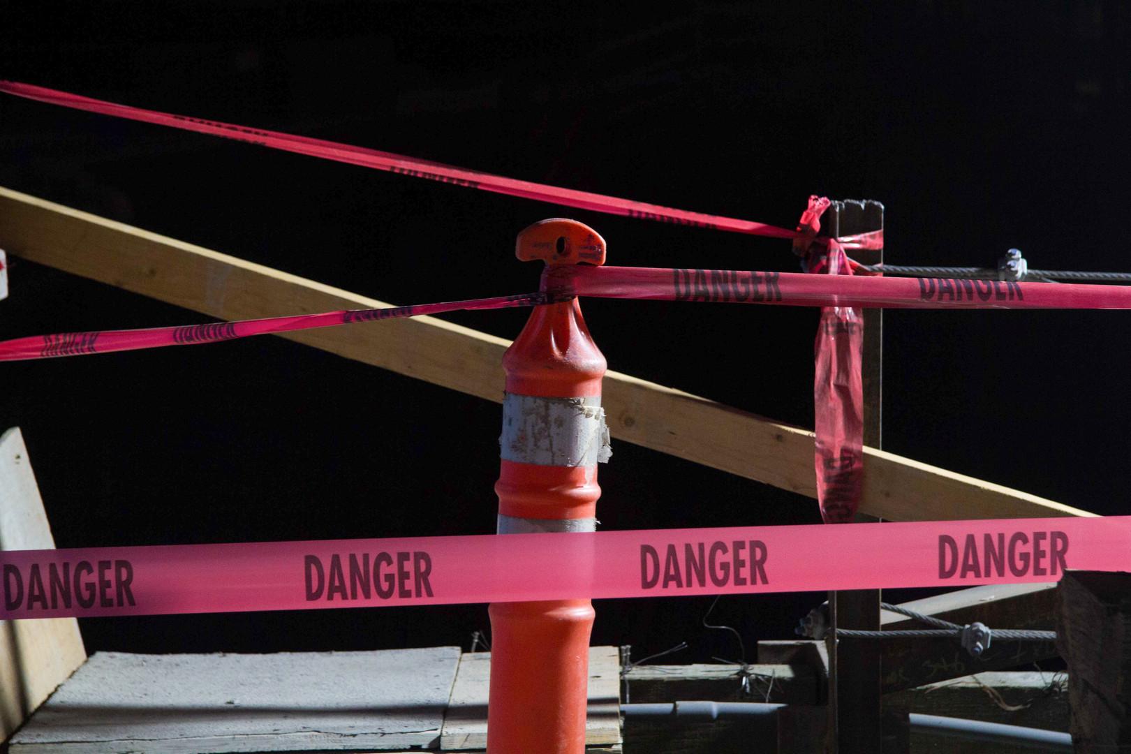 Danger, danger
