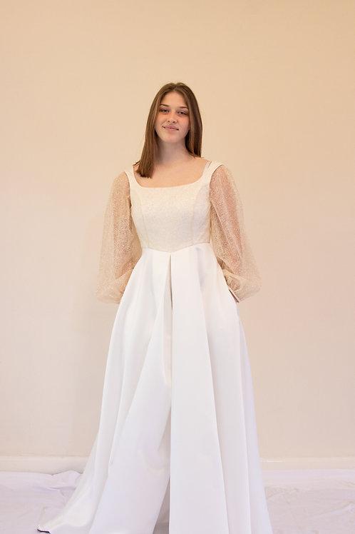 LONDON Wedding Dress Pattern