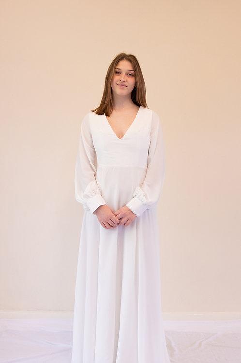 BELFAST Wedding Dress Pattern