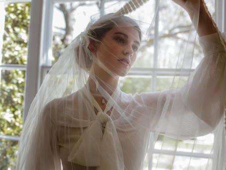 A Pre-Raphaelite-Inspired Wedding Concept By Emily Edgar Photography, Captured At Pelham House