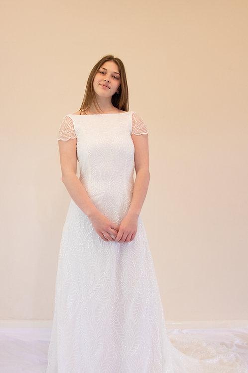 EDINBURGH Wedding Dress Pattern