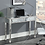 Thumbnail: Convenience Gold Coast Mirrored Desk (Weathered White)