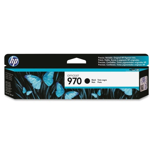 HP 970 Black Ink Cartridge