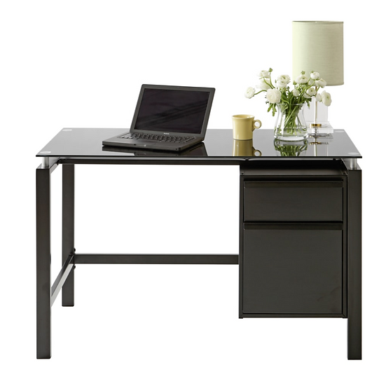 "Realspace Lake Point 46""W Writing Desk"