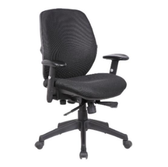 Verona Executive Mesh Chair with Adjustable Arms