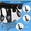 Thumbnail: Smugdesk ErgonomicExecutive Bonded Leather Chair (Black)