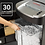 Thumbnail: GBC Jam-Free Super Cross-Cut Shredder LX20-30