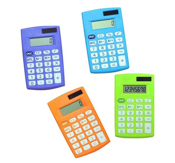 CLI 8-Digit Handheld Calulator