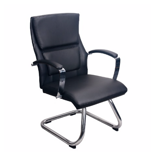 Milano Bonded Leather Visitor's Chair