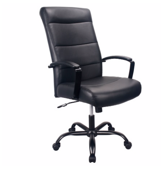 Milano Highback Bonded Leather Chair