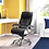 Thumbnail: Serta Smart Layers Leather and Mesh Ergonomic Chair (Black & White)