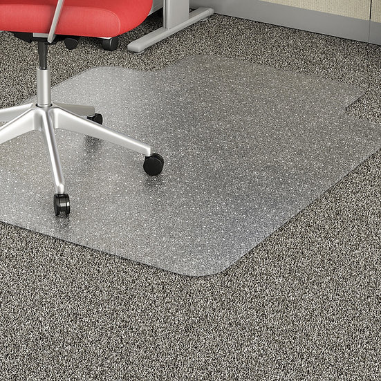 """Lowell Chairmat with Grip 45"""" x 53"""""""