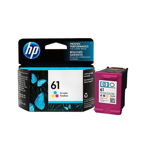 HP 61 Tri-Colour Ink Catridge