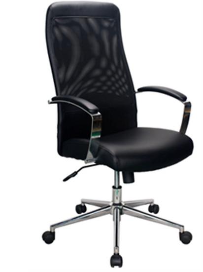 Milano Highback Semi-Mesh Chair