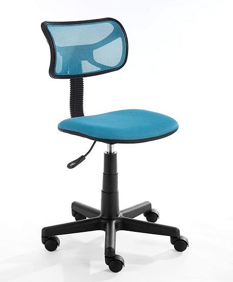 Urban Shop Swivel Mesh Task Chair (Aqua)