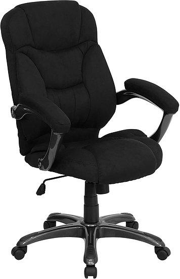 Flash Furniture High Back  Microfiber  Executive Swivel Ergonomic Office Chair w