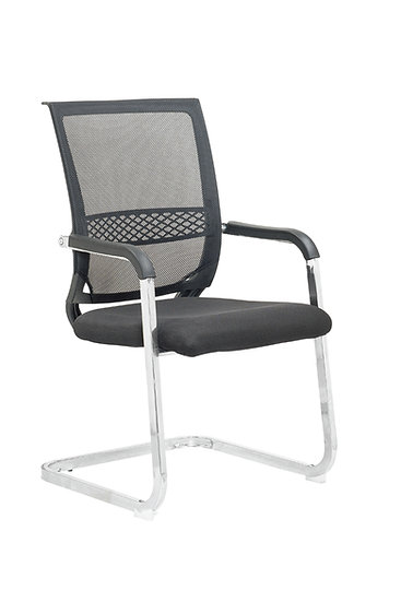 SIT Executive Visitor Chair Black
