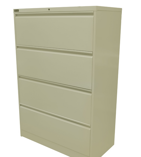Danmayer 4 Drawer Lateral Cabinet