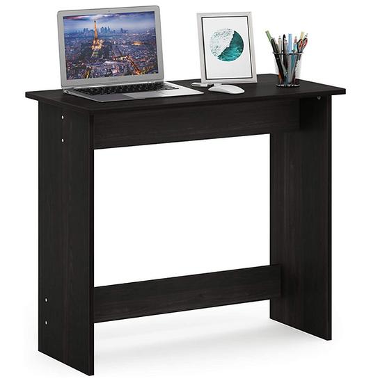Furinno Simplistic Study Table (Espresso)