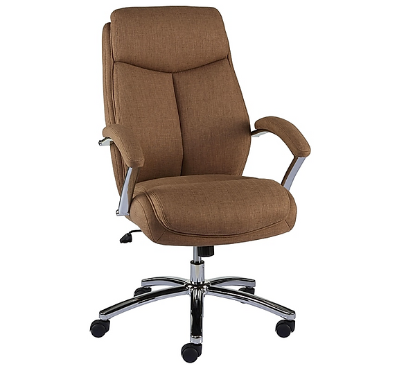 Fayston Fabric Computer and Desk Chair