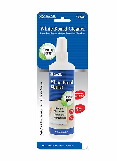 Bazic 4oz Whiteboard Cleaner