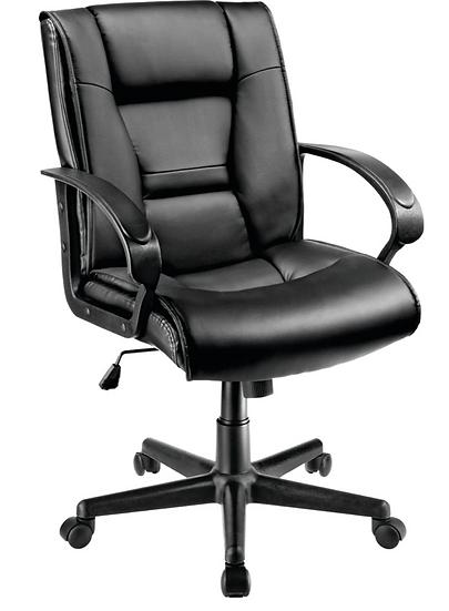 Brenton Studio® Ruzzi Managerial Mid-Back Chair