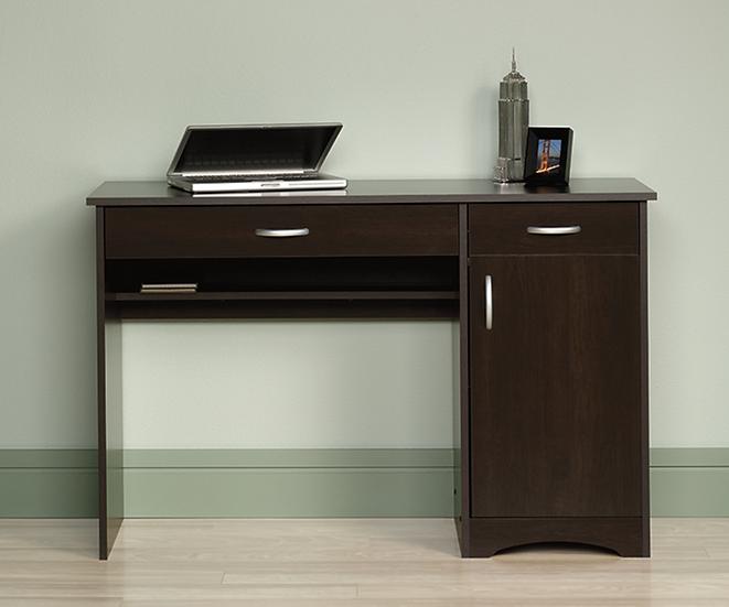 Sauder Beginnings Computer Desk (Cinnamon Cherry)